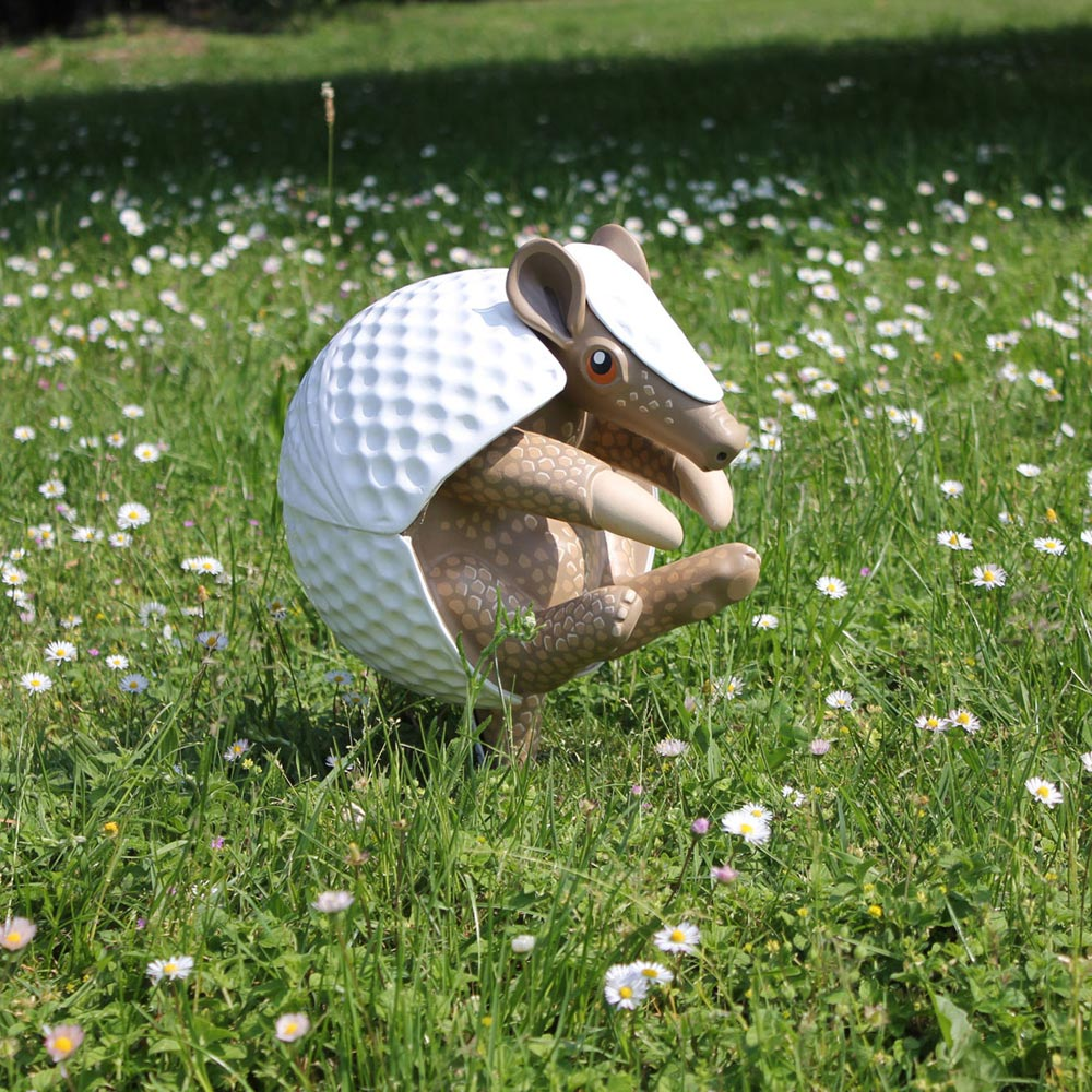 Armadillo da Golf by Pao 2011