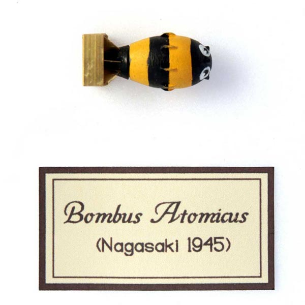 Bombus Atomicus by pao